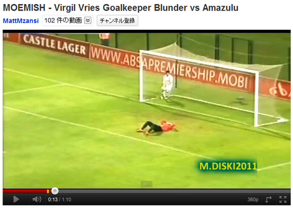 Worst Own Goal of All Time Replayed 1 Million Times Over