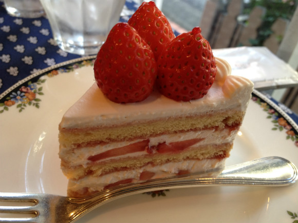 Discovering the Best Strawberry Shortcake in Japan
