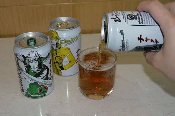 Carbonated Tea and Yakuza: A Big Hit With Thai Kids, But Something's Not Quite Right
