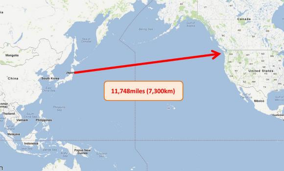 Possible Debris From Tohoku Earthquake Reaches American Shores