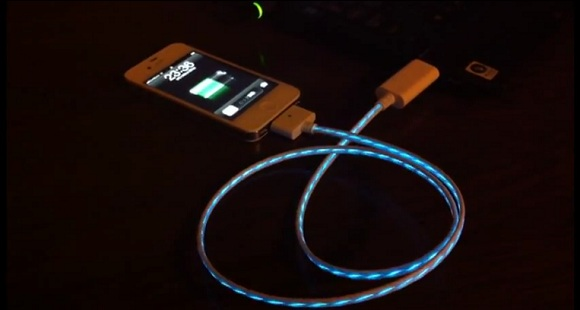Recharge In Style! Cool Futuristic Cable Unveiled
