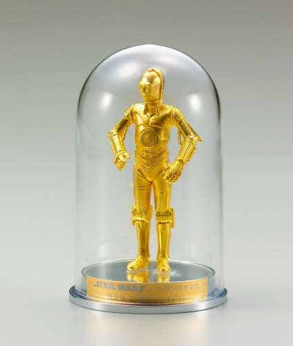 A Solid Gold C-3PO, Other 35th Anniversary Memorabilia for the Ultimate Star Wars Fan Boy