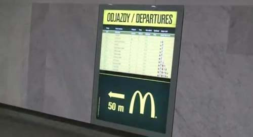 How to Convert Minutes to Cheeseburgers? New McD's Ad Campaign