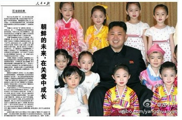 "[Breaking News] North Korea Deemed ""Best Country To Raise Children"" by China's State Run Media"