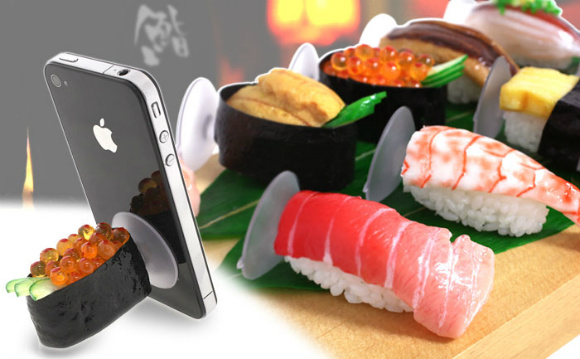 Use Your Sushi … On Your Smartphone