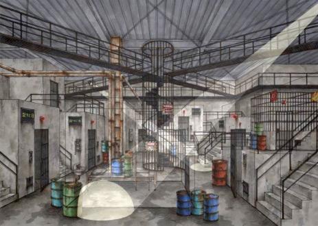 No Escape! Fuji-Q Highland's New Unforgiving Maze