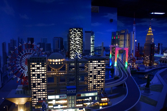 See Tokyo on the Cheap, See It in Lego and More