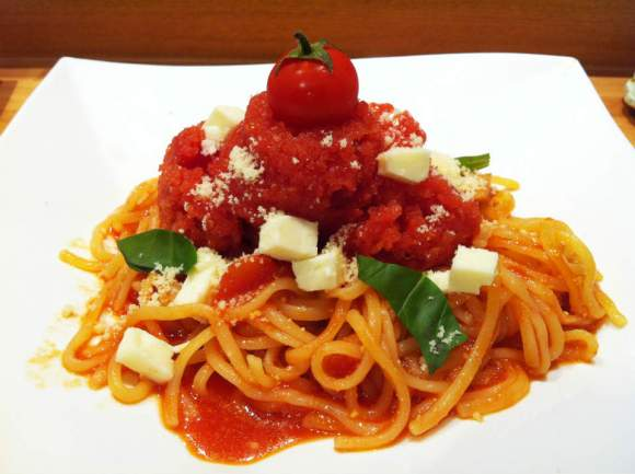 Snow Cone Inspired Pasta May Deliver Us From the Heat, The Best Part Comes After You Finish!