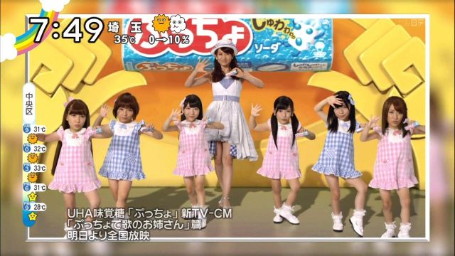 New Candy Commercial Featuring an Infantized AKB48 Hits a 9 on the Creepy Meter