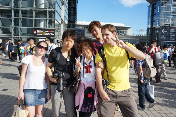 Why do Foreigners Like Japanese Manga so Much? We Head to Comiket to Find Out!