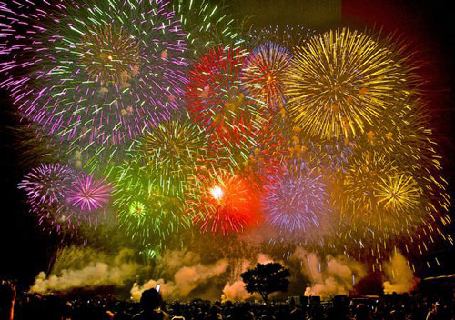 Breathtaking Nagaoka Fireworks Will Make You Want to Spend a Summer in Japan