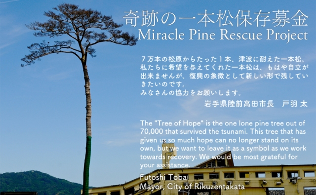 "Expensive ""Cybernetic Mumification"" of Japan's Tree of Hope Draws Criticism from the Net"