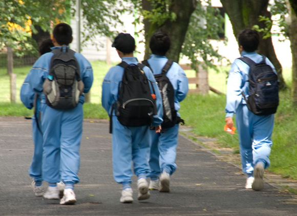 Tokyo School Principal: Don't Report Bullying to the Police, Or Else!