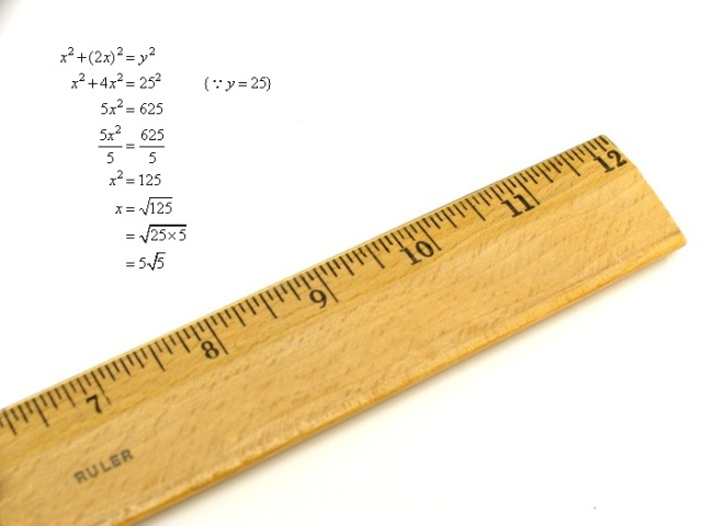 Yet More Unnecessary Ways to Estimate the Size of a Man's Junk: Childhood Rumours Both Quashed and Verified by Science