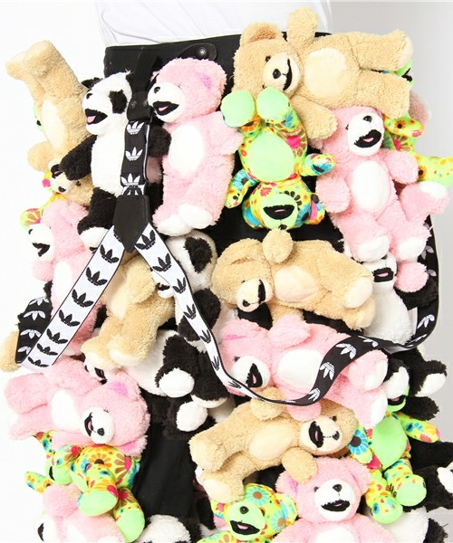 How Many Little Bears Can You Get Snuggly With? Many, With These 3D Teddy Bear Pants!