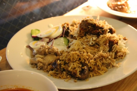 Biryani Restaurant in the Middle of Tokyo Offers a Delightful Taste of Spice with Your Rice, Open One Day a Week