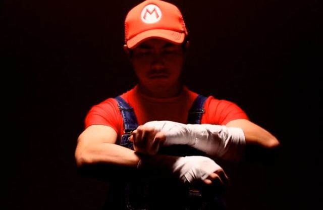 Chinese Super Mario: Wonderful Things Can Happen When Martial Arts Meet Mushrooms