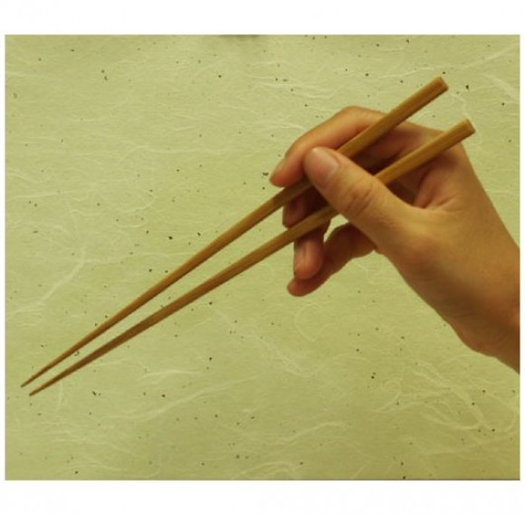 The Proper Use of Chopsticks, It's Never Too Late to Change Bad Hashi Holding Habits!