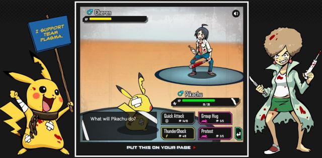 Help Pikachu and Pals Fight for Their Freedom!  PETA's Pokémon Parody Sends a Powerful Message