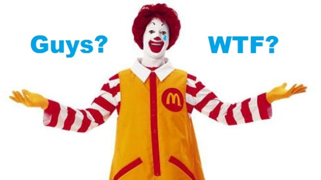 McSwindle? Predictions of McDonald's Next Cost Cutting Business Move Spark Laughter on Twitter