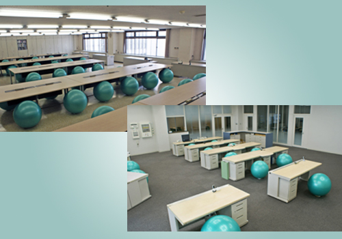 Japanese Company President Decides All Chairs Get Replaced by Exercise Balls