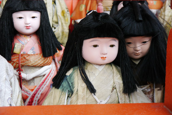 We Visit the Shrine of the Dolls, Where Creepiness Turns to Inspiration and a Doll Has Hair that Grows