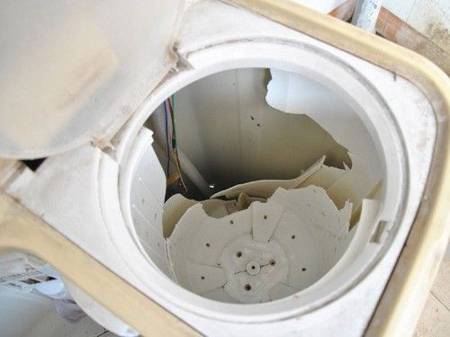 Explosion in China Claims the Life of Down Jacket, Washing Machine Left in Critical Condition