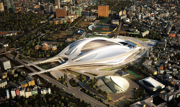 Japan's Newest National Stadium Design is Decided, but is it the Best Choice?