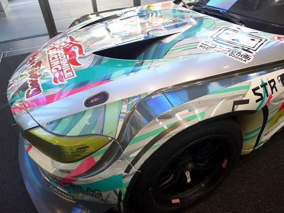 Hatsune Miku BMW Z4 GT3 9