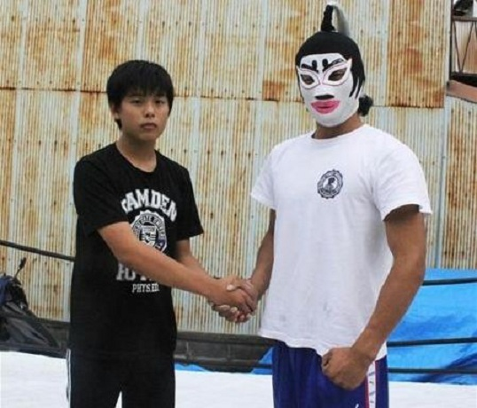 Kyoto Bullying Awareness Event Sees Teenager Topple Demon in Wrestling Match, Sends Powerful Message to Bullies