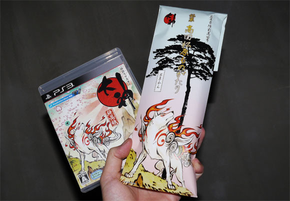 Capcom Ōkami Collaboration Helping Restore Tsunami-Struck Town, and So Can You