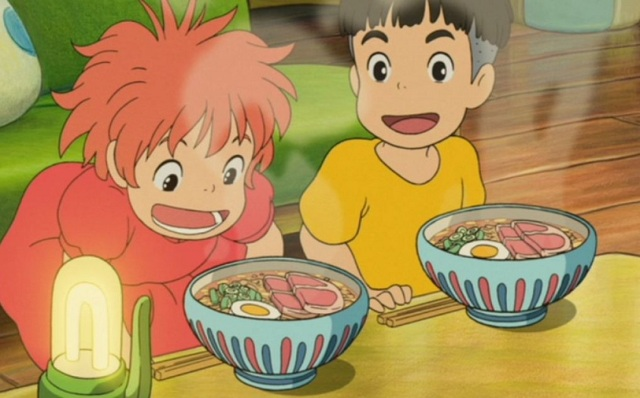 【TBT】From My Neighbor Totoro to Ninja Turtles: Anime food in real life!