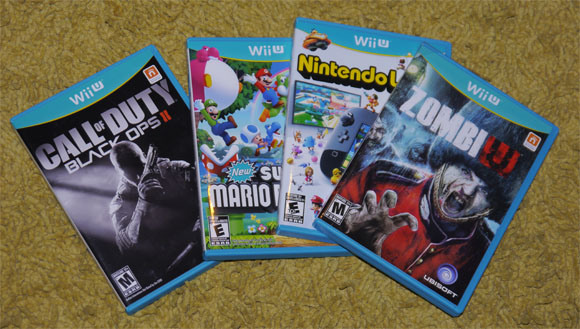 Nintendo Wii U: Our Impressions of the New Console's Biggest Launch Titles
