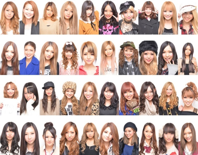 Japanese High School Girl Beauty Pageant Open to Online Voting, May Not Accurately Represent Japanese High Schools