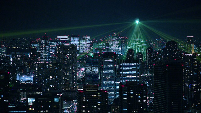 Amazing AU Commercial Turns Tokyo Into Night Club— With Daft Punk!