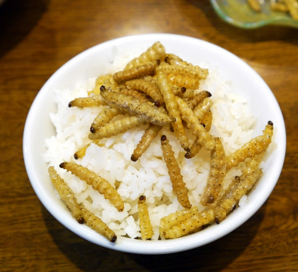 imomushi rice 1