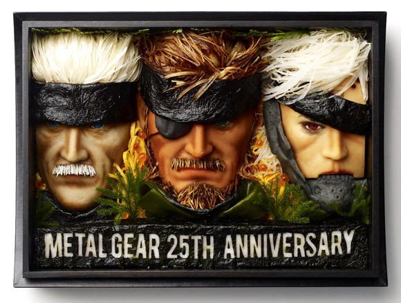 Food Becomes Art: These Metal Gear and Final Fantasy Bentō Lunchboxes Will Blow Your Mind