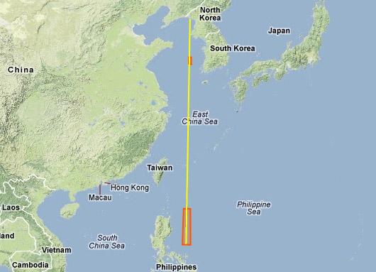 """【Newsflash】 North Korea Launches """"Long-Range Rocket"""" in Suspected Missile Technology Test"""