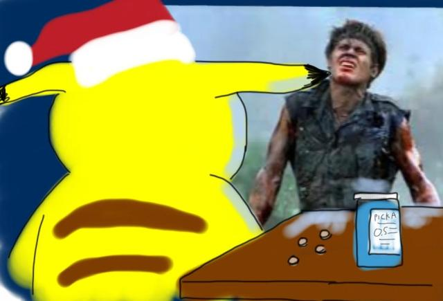 Japanese Men Share Their Worst Christmas Experiences Ever: Pikachu, Platoon and Painkillers
