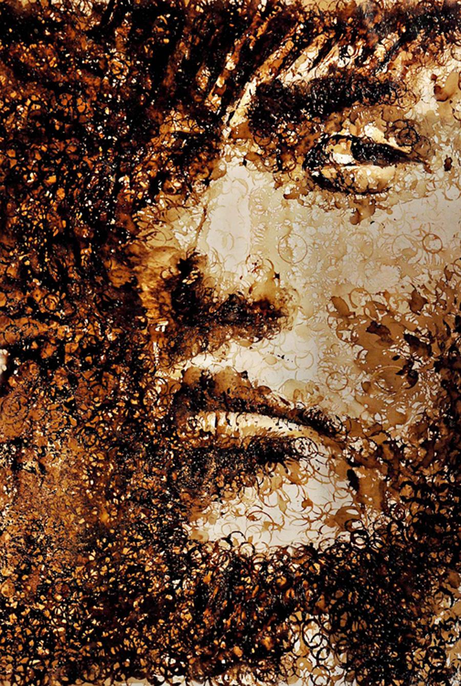 Hong Yi portrait