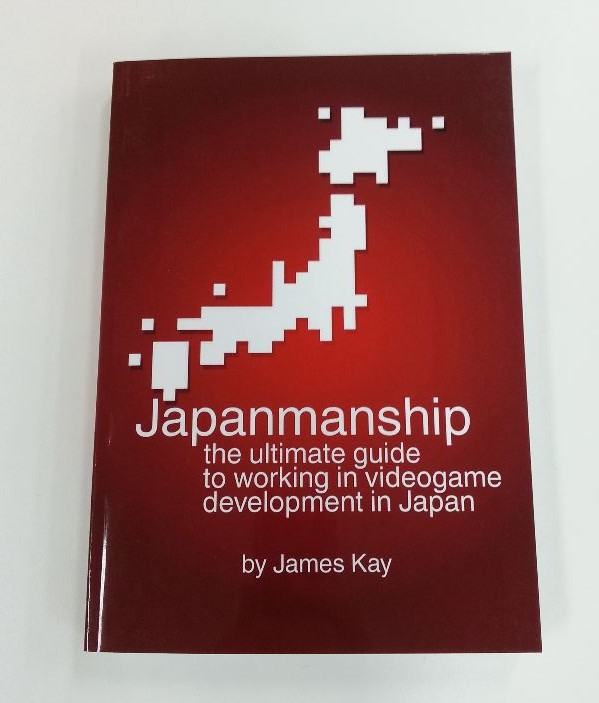 Making it in the Japanese Videogame Industry: Exclusive Interview with Developer and Author James Kay