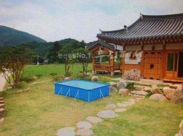 korea pool reality