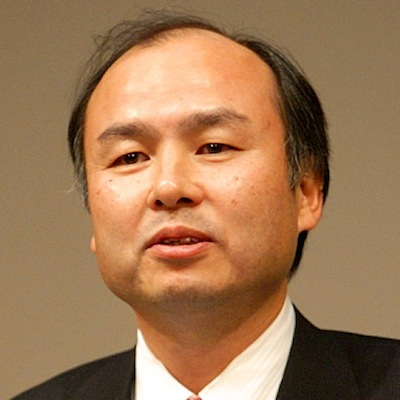 Softbank CEO Defends His Looks with Surprisingly Cool Comeback