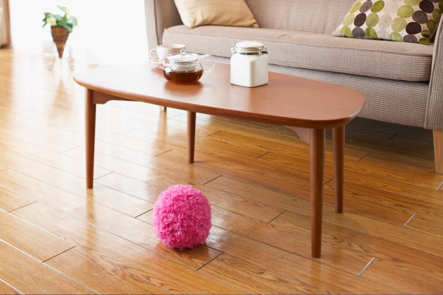 """Fluffy """"Space Balls"""" Want to Keep Your Apartment Dust Free!"""