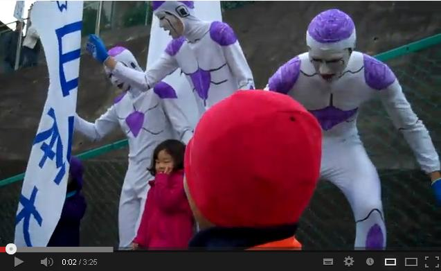 Four Freezing Freeza's Appear at Hakone Ekiden Relay Marathon, Conquer All with Hijinks and Shenanigans