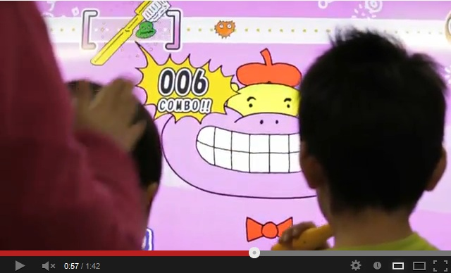 Toothbrush Hero! Candy Maker Plans to Fight Cavities through Video Games