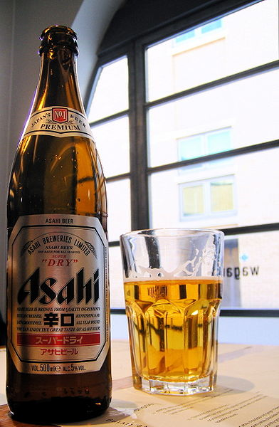Japan's Favorite Alcohol: Beer Outranks Japanese Rice Wine and Shochu