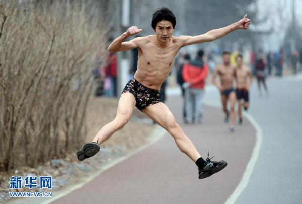 china marathon 9