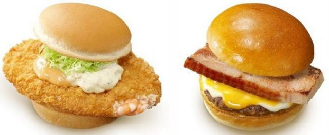Lotteria's Two New Burgers Go Big on Taste, Provide Plenty of Hangover