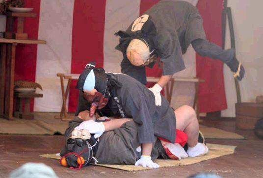 "Public Ritual Sex in Japan: Bizarre Fertility Festival ""Onda Matsuri"""